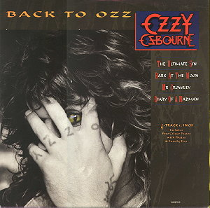 Ozzy Osbourne - Back to Ozz
