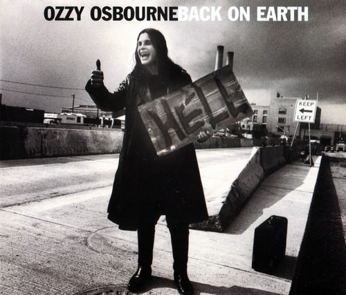 Ozzy Osbourne - Back on Earth