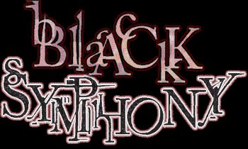 Black Symphony - Logo