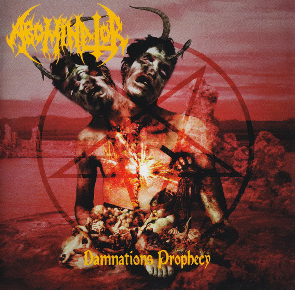 Abominator - Damnations Prophecy
