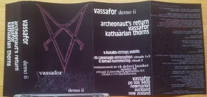 Vassafor - Demo II