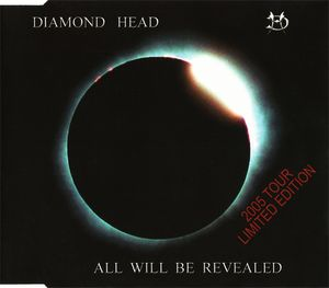 Diamond Head - All Will Be Revealed