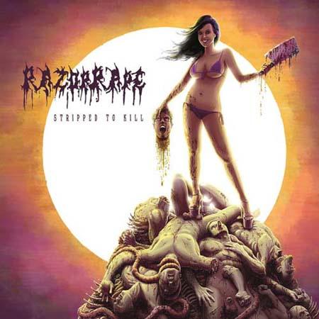 RazorRape - Stripped to Kill