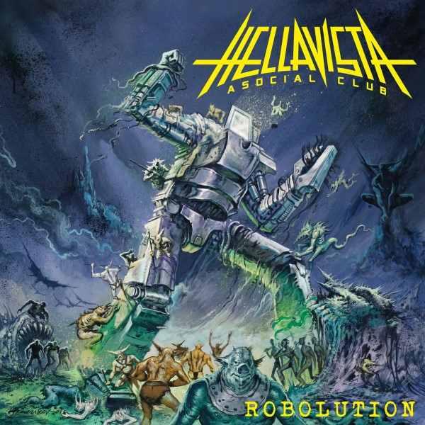 Hellavista - Robolution