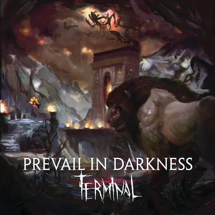 Prevail in Darkness - Terminal