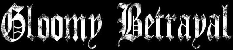 Gloomy Betrayal - Logo