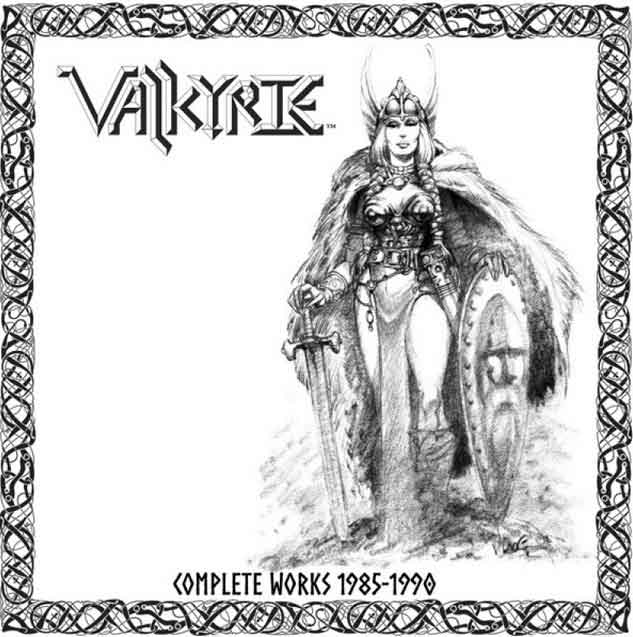Valkyrie - Complete Works 1985-1990