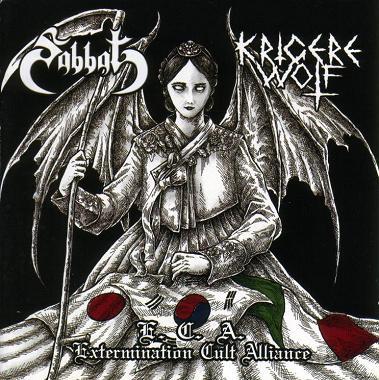 Sabbat / Krigere Wolf - E.C.A. (Extermination Cult Alliance)