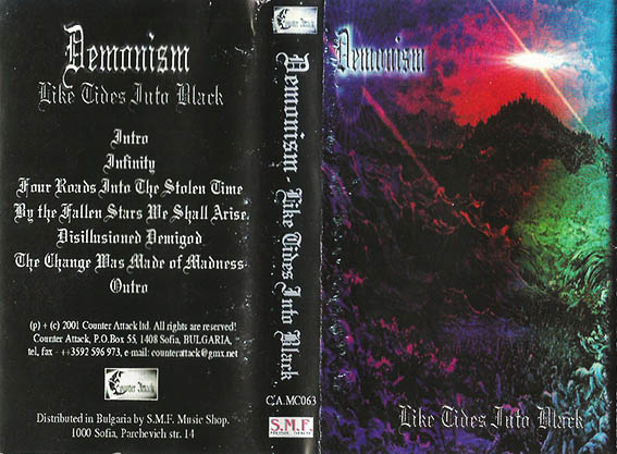 Demonism - Like Tides into Black