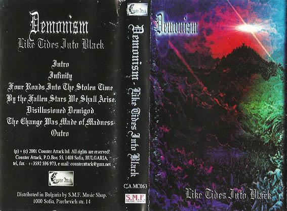 Demonism - Like Tides into Black