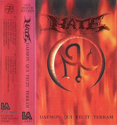 Hate - Daemon Qui Fecit Terram