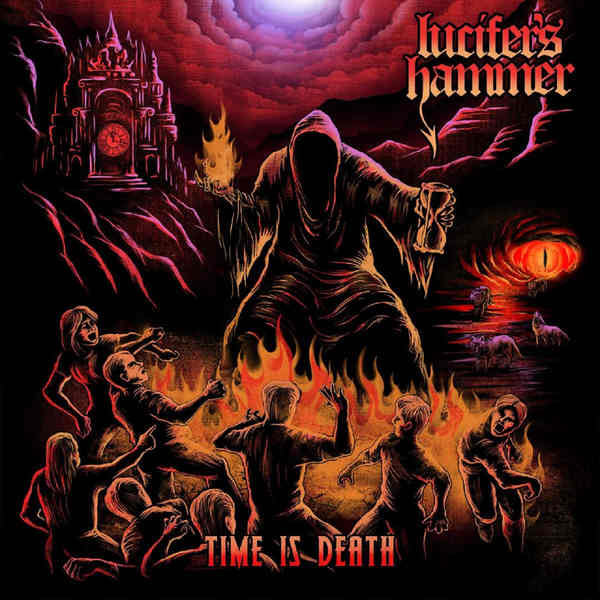 Lucifer's Hammer - Time Is Death