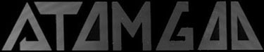 Atom God - Logo