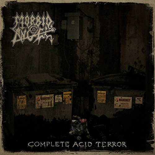 morbid angel discography wikipedia