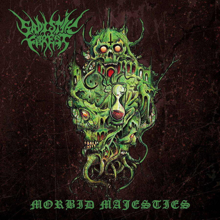 Sadistik Forest - Morbid Majesties