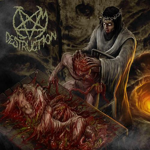 I Am Destruction - Violence Devours