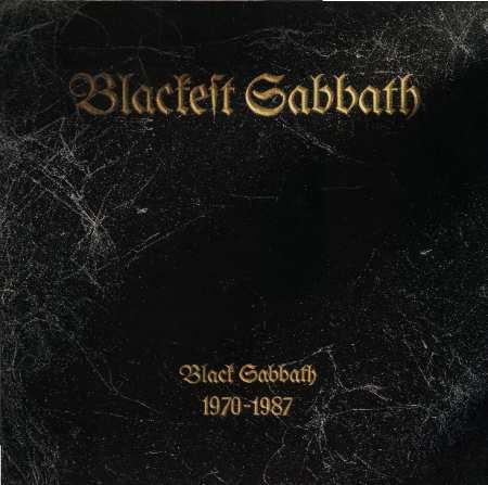 Black Sabbath - Blackest Sabbath / Black Sabbath 1970-1987