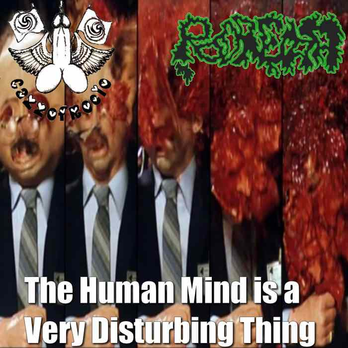 Cazzofrocio - The Human Mind Is a Very Disturbing Thing