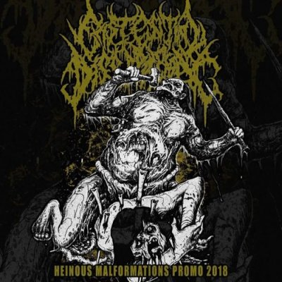 Existential Dissipation - Heinous Malformations