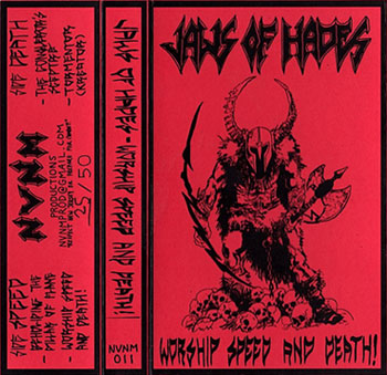 Jaws of Hades - Worship Speed & Death!