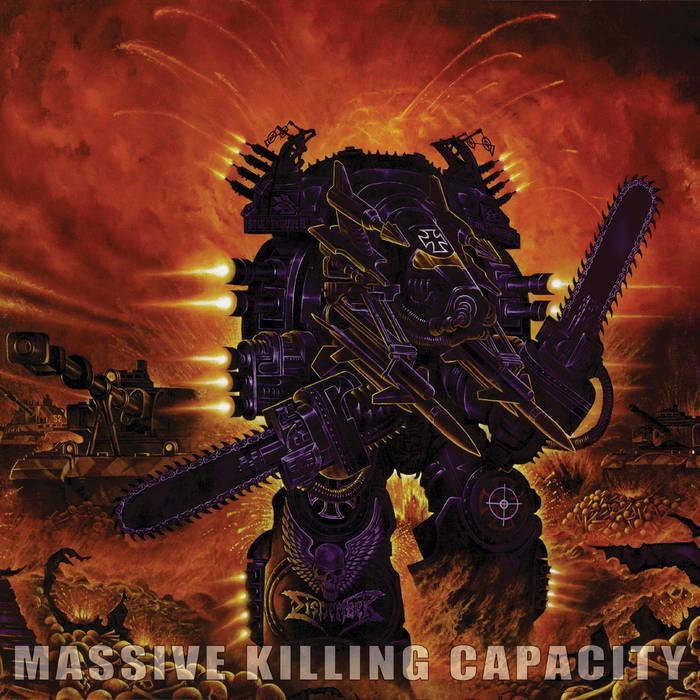 Dismember - Massive Killing Capacity