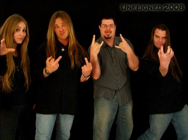 Unfeigned - Photo