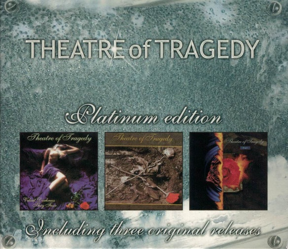 Theatre of Tragedy - Platinum Edition