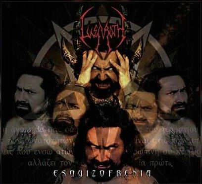 Lusaroth - Esquizofrenia