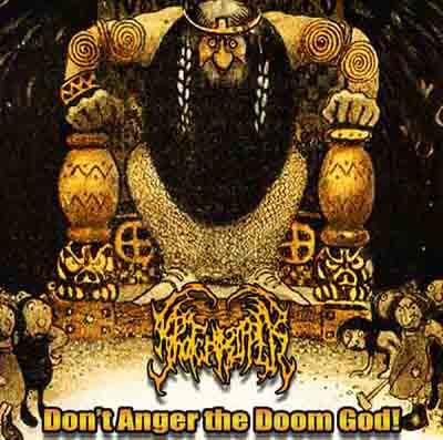 Krotchripper - Don't Anger the Doom God!
