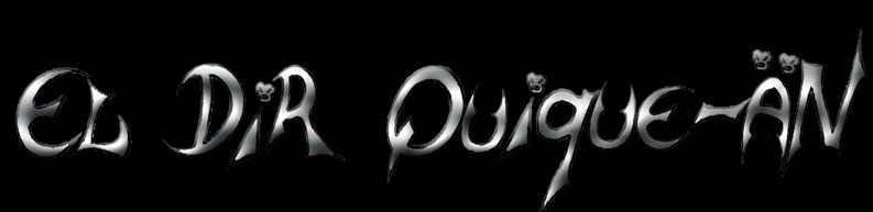 El Dir Quique-Än - Logo