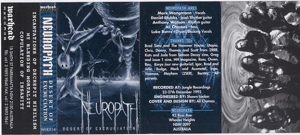 Neuropath - Desert of Excruciation