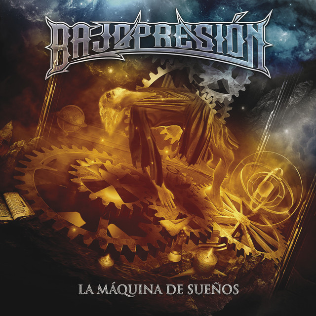 Bajopresión - La máquina de sueños