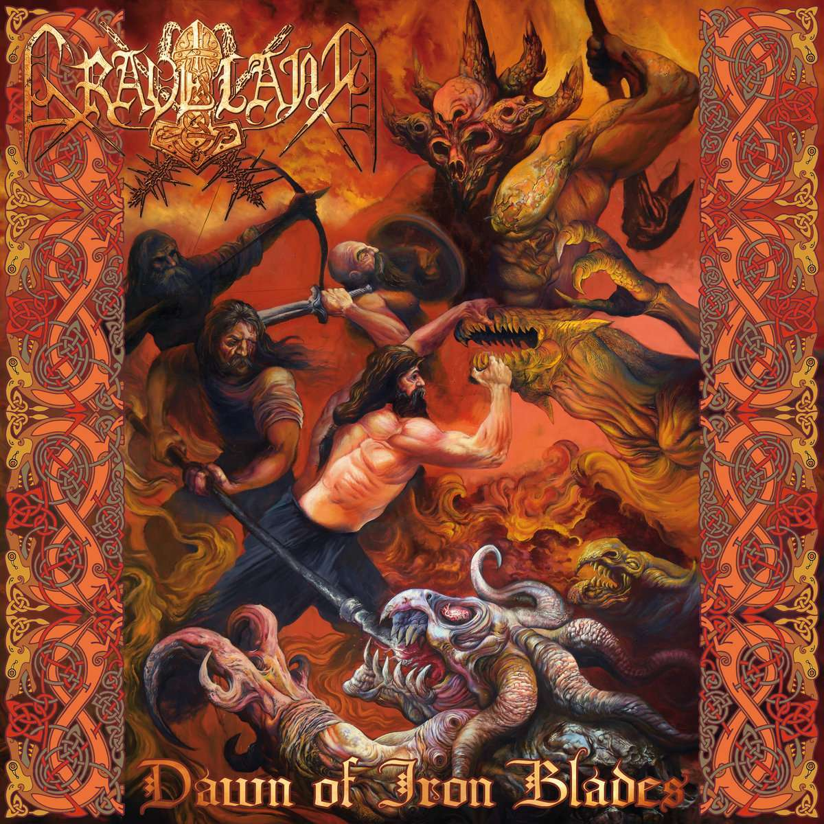 Graveland - Dawn of Iron Blades