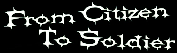 From Citizen to Soldier - Logo