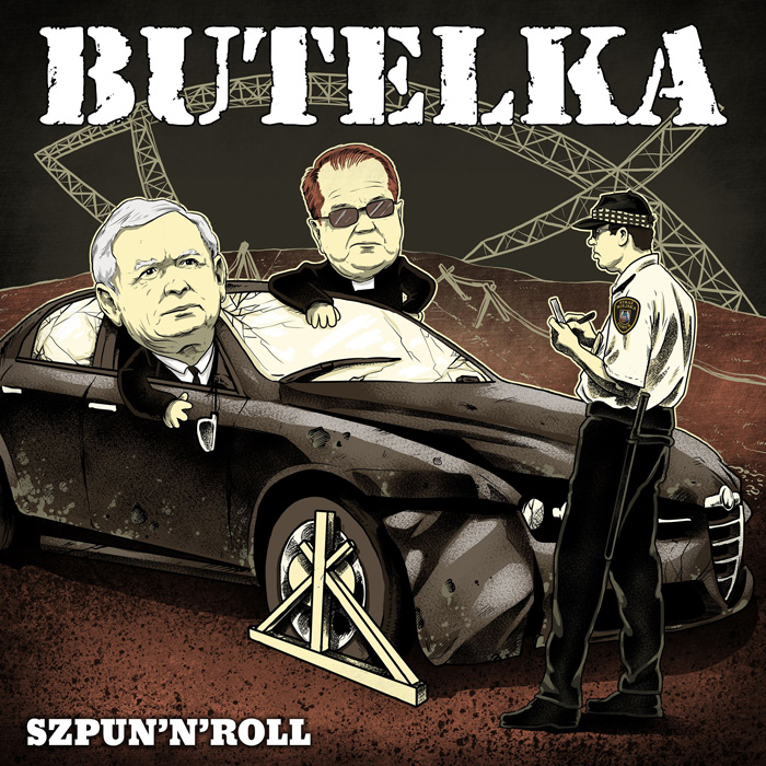Butelka - Szpun'n'Roll