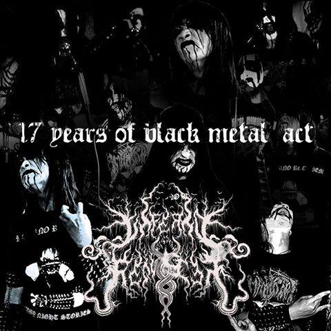 Inferno Requiem - 17 Years of Black Metal Art