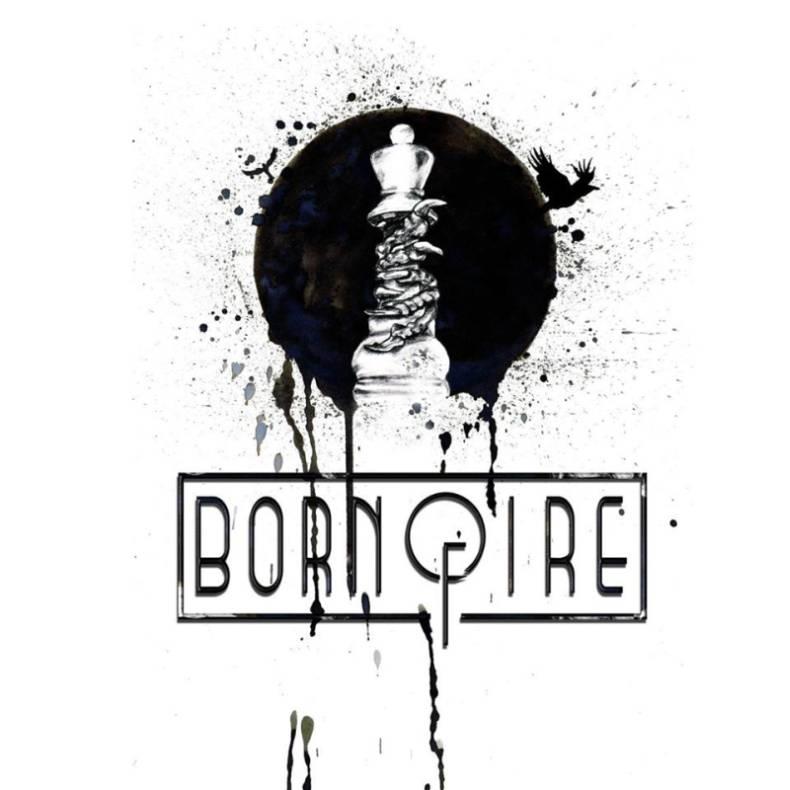 Born of Ire - Born of Ire
