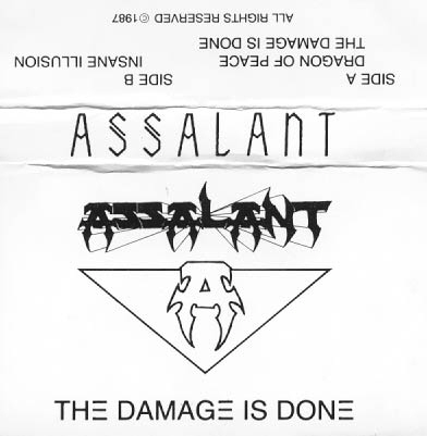 Assalant - The Damage Is Done