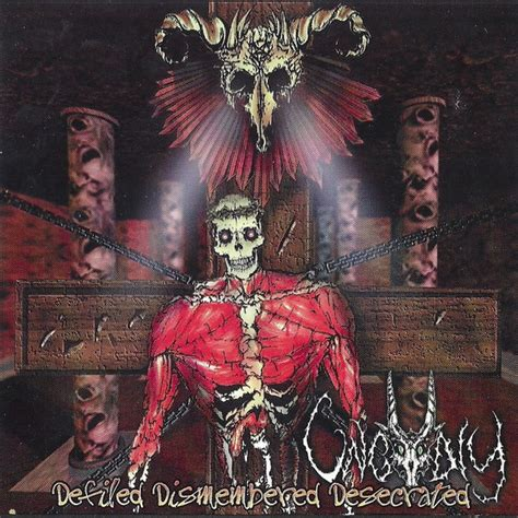 Ungodly - Defiled Dismembered Desecrated