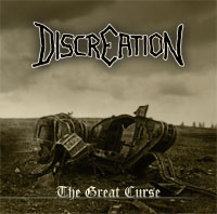 Discreation - The Great Curse