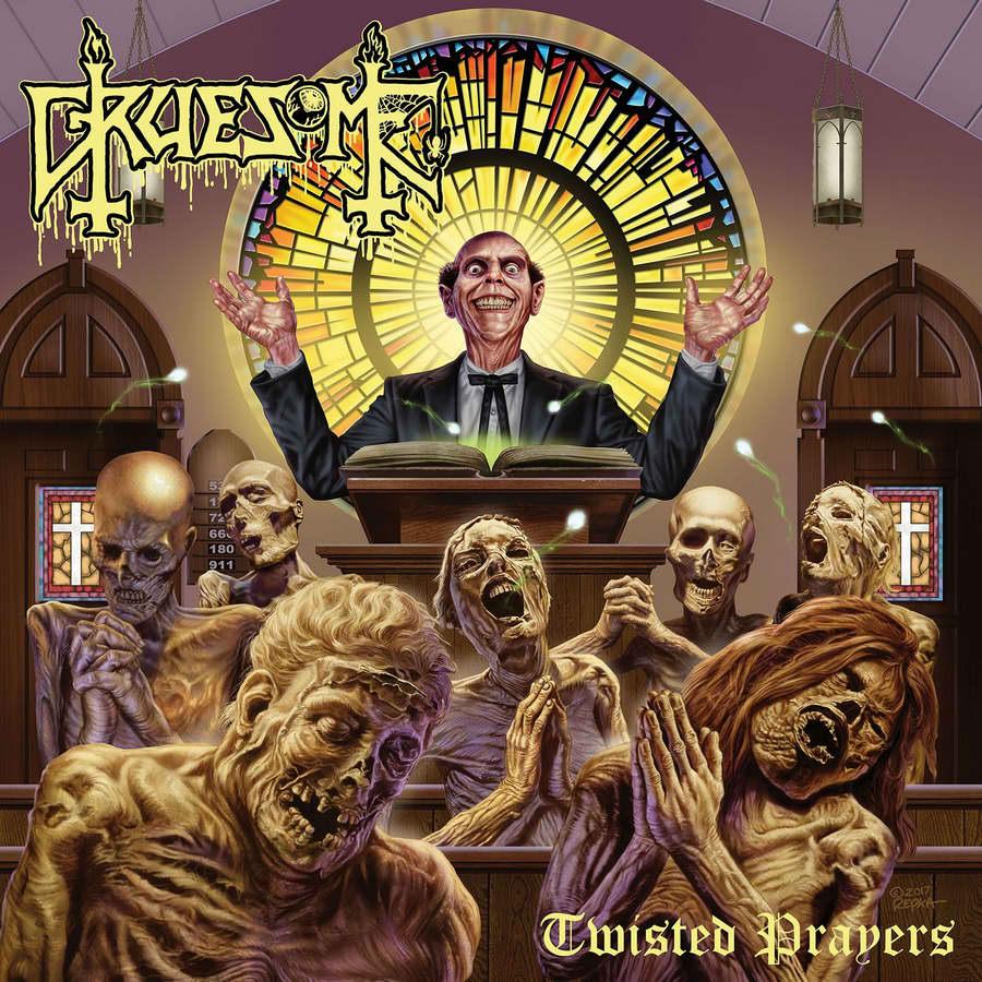 Gruesome - Twisted Prayers 706536