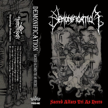 Demonification - Sacred Altars Tri As Necro