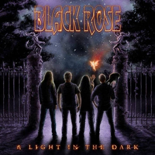 Black Rose - A Light in the Dark