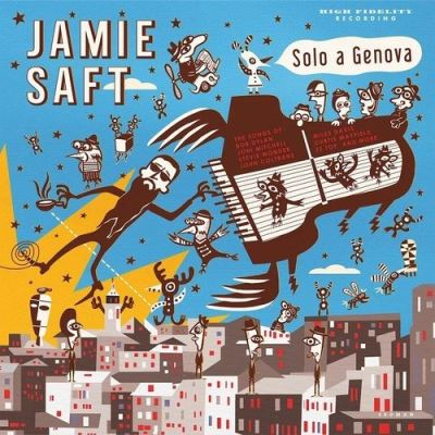 Jamie Saft - Solo A Genova