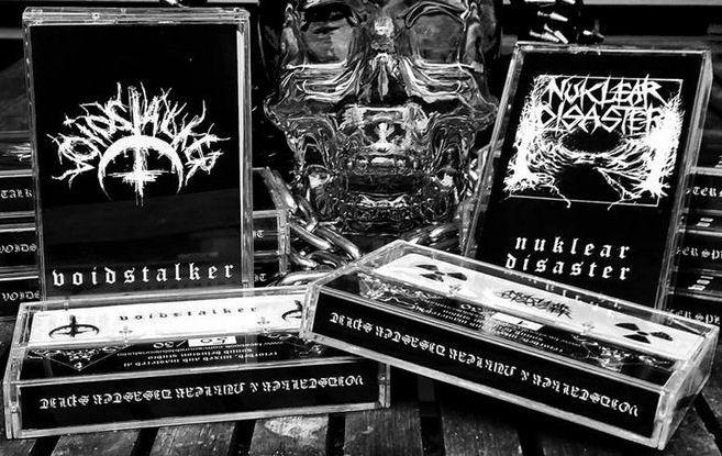Voidstalker / Nuklear Disaster - Demo