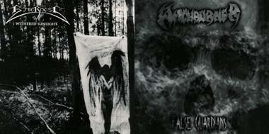Witchburner / Bitterness - Withered Sunlight / False Guardians