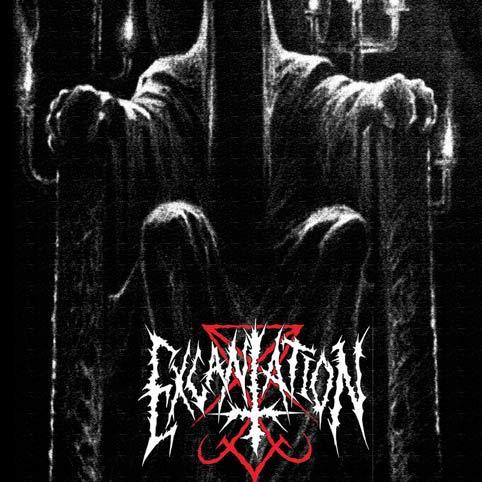 Excantation - The Pale Embrace of Despair