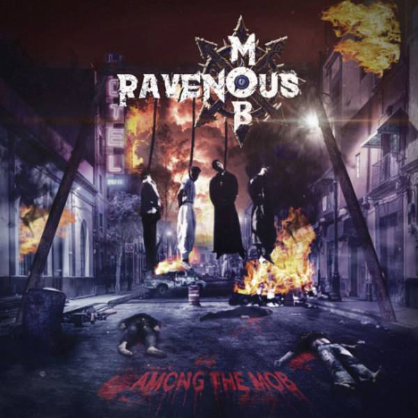 Ravenous Mob - Among the Mob