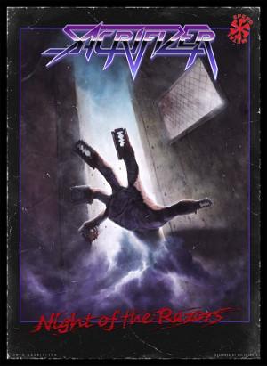 Sacrifizer - Night of the Razors