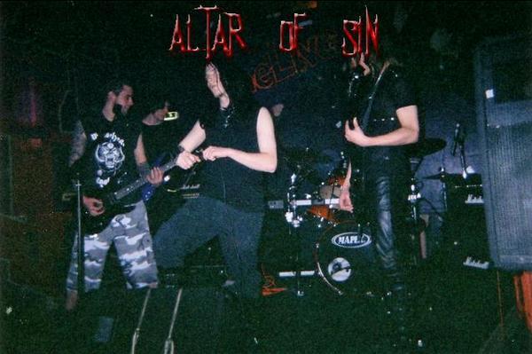 Altar of Sin - Photo
